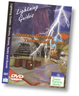 Drains, Drums, Tanks and Bunds - a pollution prevention video