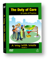 A Way With Waste DVD