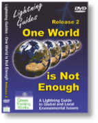 One World is Not Enough - an introduction to environmental issues
